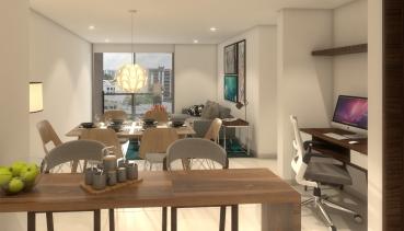 Apartamentos con parqueadero incluido