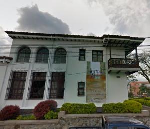 Primer Casa del Barrio Los Alpes