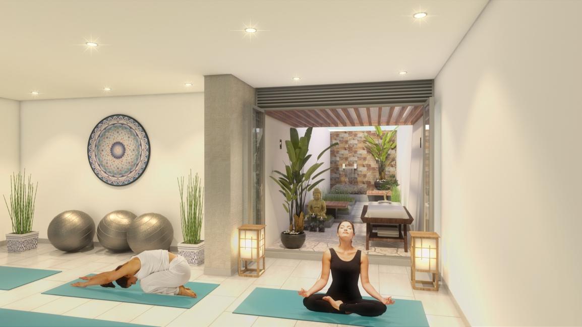 El momento de practicar Yoga es ahora, el lugar en Mirari LosAlpes.