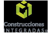 logo construcciones integradas marca registrada
